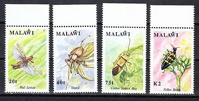 Malawi Scott 590-593 Mint NH (Catalog Value $17.75)