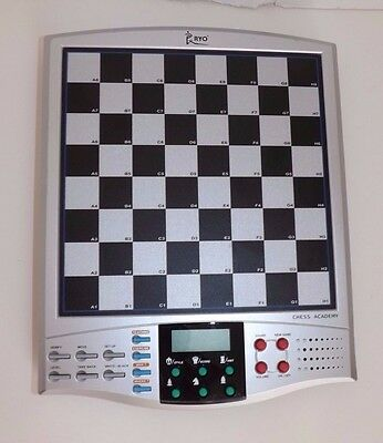 Ryo Chess Academy Talking Teaching Electronic Chess Board Only (Works)
