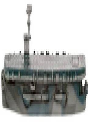 War at Sea miniatures 1x x1 USS St. Lo (CVE 63) WaS Base Set NM with card