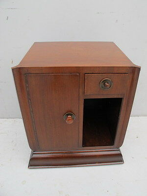 Adorable Antique French Art Deco Night Stand - 9621