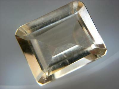 PLAGIOKLAS  -  OCTAGON CUT  -  10,5x8,7 mm  -  3,45 ct.
