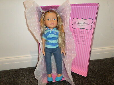 Design a Friend Sophie Doll in outfit.Excellent Condition.Chad Valley.BOXED