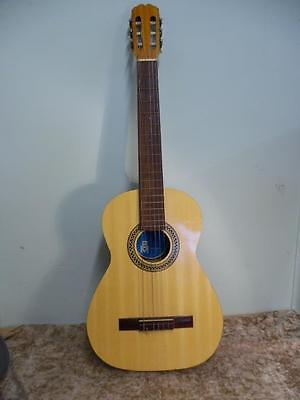 BM Clasico Acoustic Guitar - Full Size with soft carry case