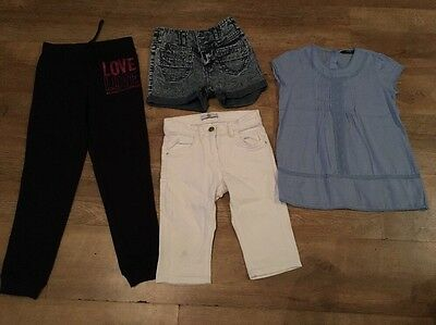 Girls Small Clothing Bundle Age 7-8 Years