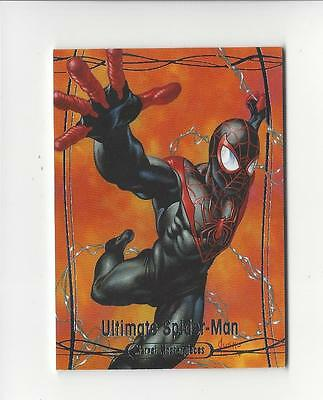 2016 Marvel Masterpieces #1 Ultimate Spider-Man /1999