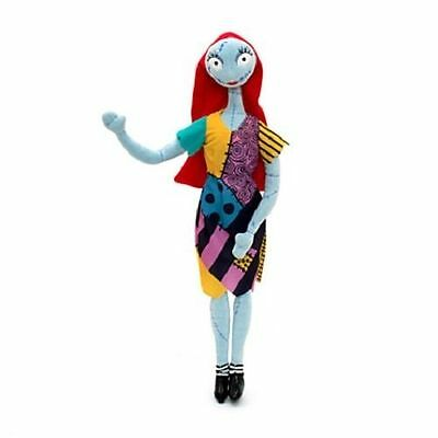 """Nightmare before Christmas Sally Soft Toy Doll plush large 20"""" posable Halloween"""