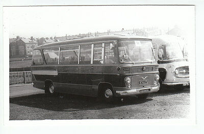 Bostocks Congleton Bedford Coach 874ETU 928YTB At Blackpool Real Photograph
