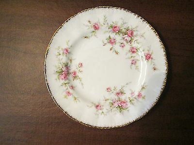 """Paragon """"Victoriana Rose""""  6 1/8"""" bread & butter or dessert plate"""