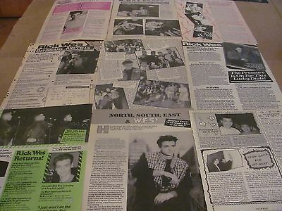 Rick Wes      Clippings   Wow   #1205