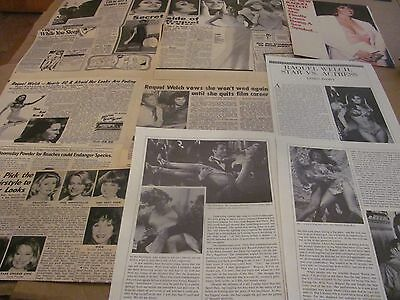 Raquel Welch     Clippings   Wow   #1205