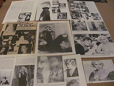 Mae West      Clippings   Wow   #1205
