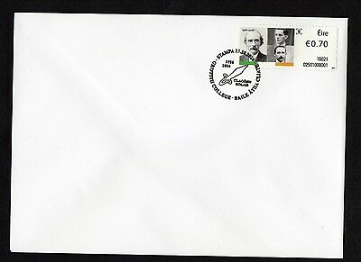 Stampa 2016--3 Souvenir Covers An Post--Special Cancels