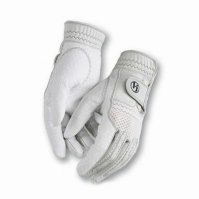 HJ Gloves Weather Ready Rain Gloves (Women's Pair, Stone,  LARGE) Golf NEW