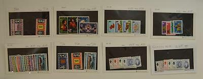 Jersey Stamps Scott # 8 // 56 - 59 Mnh About 35 Different