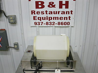 Broaster Counter Top Automatic Chicken Easy Breader Breading Machine 620N