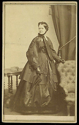 Louise Dwight Southworth Cdv Wife Of Albert Sands Southworth & Hawes Dag Masters
