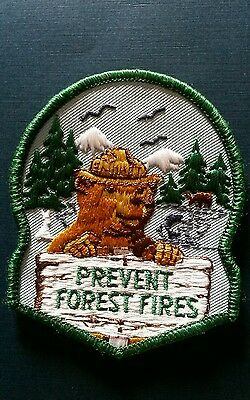 Smokey Bear 1979 . Prevent Forest Fires.