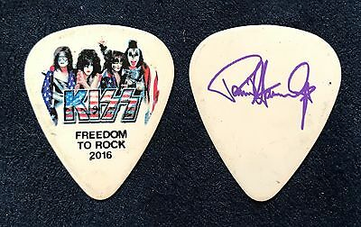 KISS - PAUL STANLEY - GUITAR PICK  - from 2016 FREEDOM TO ROCK TOUR