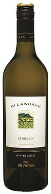 Allandale Semillon 2015 (12 x 750mL), Hunter Valley, NSW.