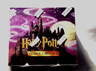H Potter-COMPLETE BASE SET with FOILS & HOLOS- 116 cards -NEW- in card sleeves