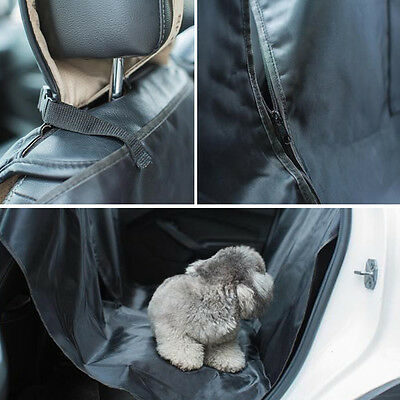 New Pet Seat Cover Waterproof Car Rear Back for Dog Cat Protector Boot Mat Liner