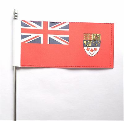 Canada 1957 to 1965 Ultimate Table Flag