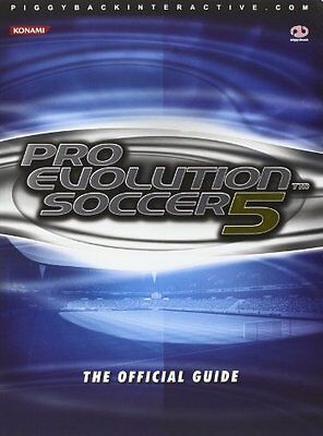 Pro Evolution Soccer 5 v. 5 The Official Guide James Price Daujam Mathieu Book