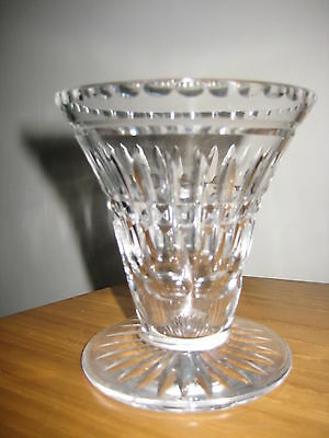Victorian Jelly Glass Cut Crystal  Vgc