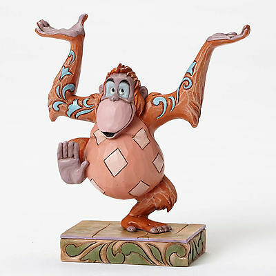 Disney Traditions Jim Shore The Jungle Book KING LOUIE Figurine