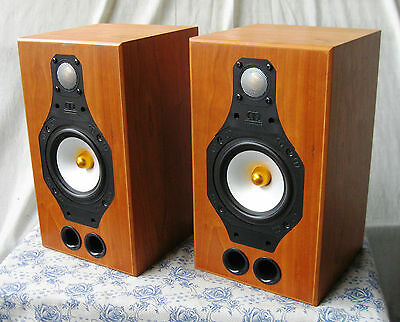 MONITOR AUDIO SILVER 3i SPEAKERS .......  5 Star rating