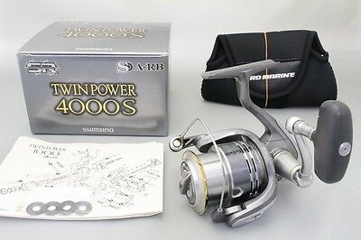 Shimano TWIN POWER 4000-S Spinning Reel
