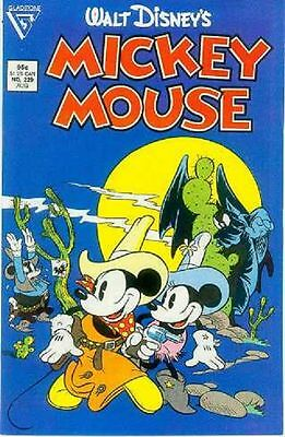 Mickey Mouse # 229 (USA, 1987)