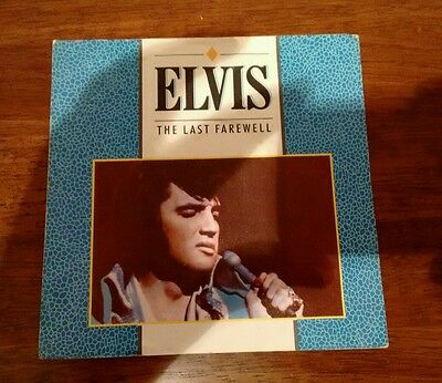 "Elvis Presley: The Last Farewell/It's Easy for You (7"" single) RCA 459"