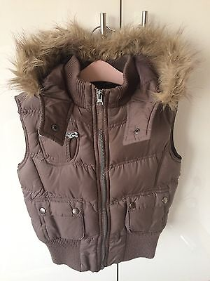 GIRLS YOUNG DIMENSION BODYWARMER GILLET JACKET Age 11 - 12 years Suit 9 / 10