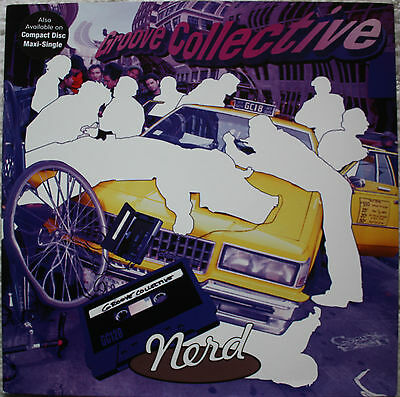"""Groove Collective - Nerd US OG 12"""" PC (#07557)"""