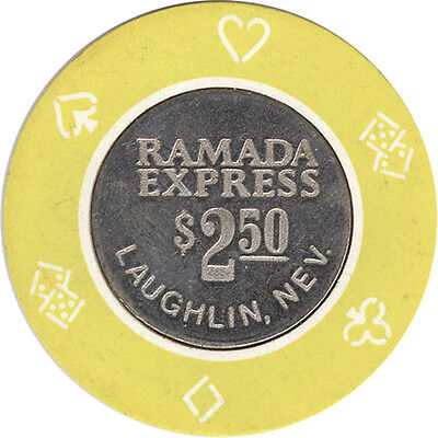 Ramada Express Casino - $2.50 Casino Chip