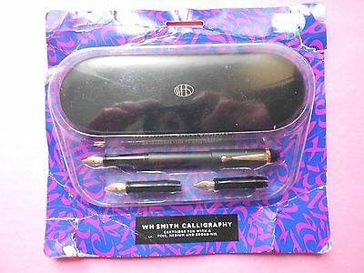 Calligraphy Boxed Set with asstd. 3 nibs