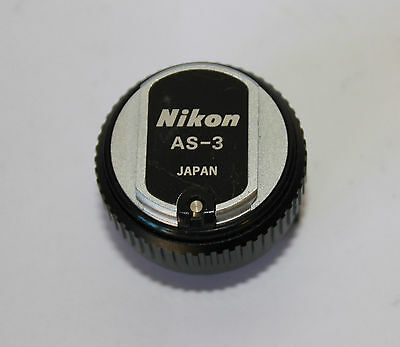 Nikon  Flash Unit Coupler AS-3 For F3 Cameras