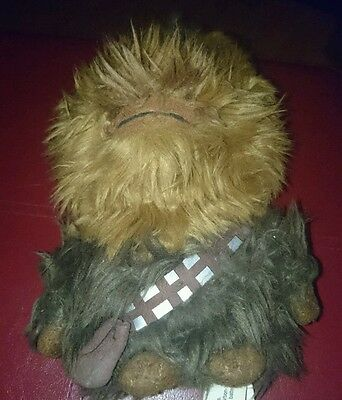 Chewbacca soft toy. Official Star Wars item