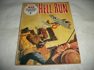 1964 War Picture Library comic no. 254
