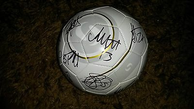 """Superb Wolverhampton Wanderers Football Signed By 20 - """"proof"""""""