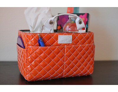 New Skate Bag Kiss and Cry Tote Rink Orange White