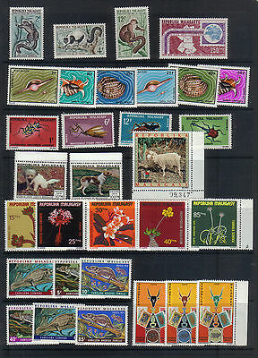Malagasy Republic Lovely unmounted mint collection