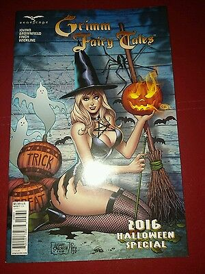 Grimm Fairy tales 2016 Halloween Special 2016