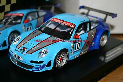 Carrera Digital 124 23827 Porsche 911 GT3 RSR Team Mamerow - STT 2015 Nr. 10 NEU
