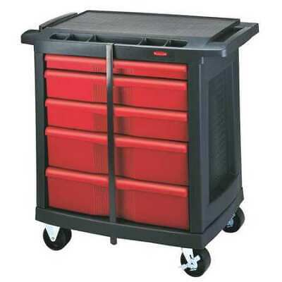 Trade Cart/Service Bench,19-13/16 In. W