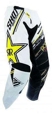 SHOT RACE GEAR 2017 CONTACT ROCKSTAR Adult MX PANTS Enduro Off Road Trousers