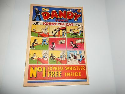 Repro. copy of The Dandy comic  1st issue Dec 4 1937