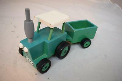 Retro Ted The Tractor and Trailer