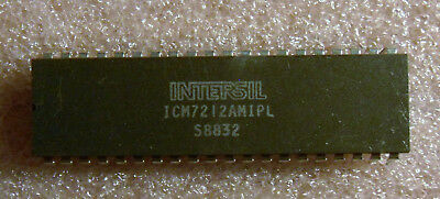 ICM7212 4 Digit LED Display Decoders - NEW
